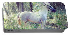 Horse Portable Battery Charger by Marco P