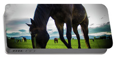 Horse Time Portable Battery Charger