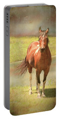Horseing Around Portable Battery Charger