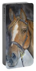 Horses Beauty Portable Battery Charger