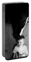 Horses Love Portable Battery Charger