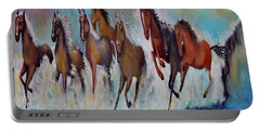 Horses Of Success Portable Battery Charger