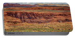 Portable Battery Charger featuring the photograph Horseshoe Bend Arizona #2 by Jennifer Rondinelli Reilly - Fine Art Photography
