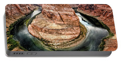 Horseshoe Bend Colorado River Portable Battery Charger