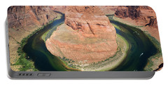 Horseshoe Bend Colorado River Portable Battery Charger