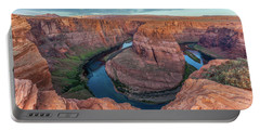 Horseshoe Bend Morning Splendor Portable Battery Charger