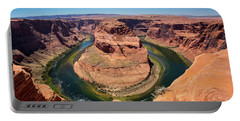 Horseshoe Bend Portable Battery Charger
