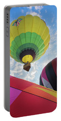 Hot Air Balloon Takeoff Portable Battery Charger