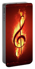 Hot Music Portable Battery Charger