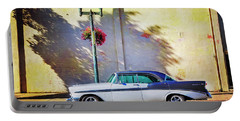 Hot Rod Bel-air Portable Battery Charger