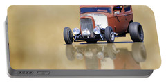 Hot Rod Reflection Portable Battery Charger