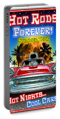 Hot Rods Forever Summer Tour Portable Battery Charger