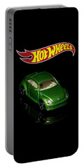 Hot Wheels 2012 Volkswagen Beetle Portable Battery Charger