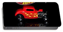 Hot Wheels '32 Ford Hot Rod Portable Battery Charger
