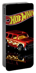 Hot Wheels '55 Chevy Nomad 2 Portable Battery Charger