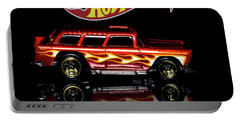 Hot Wheels '55 Chevy Nomad Portable Battery Charger