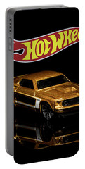 Hot Wheels '69 Ford Mustang 2 Portable Battery Charger