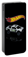Hot Wheels Ford F-150 Raptor Portable Battery Charger