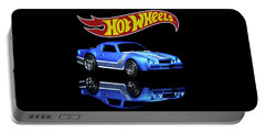 Hot Wheels Gm Camaro Z28 Portable Battery Charger