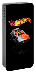 Portable Battery Charger featuring the photograph Hot Wheels Rocket Box by James Sage