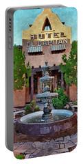 Hotel El Capitan  Portable Battery Charger