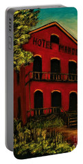 Hotel Meade Bannack Mt  Portable Battery Charger