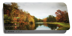 House On The Lake II Portable Battery Charger