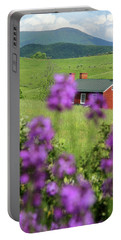 House On Virginia's Hills Portable Battery Charger
