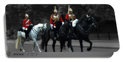 Household Cavalry Portable Battery Charger