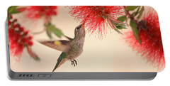 Hovering Hummingbird Portable Battery Charger