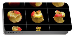 How To Eat An Apple In 9 Easy Steps Portable Battery Charger