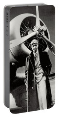 Howard Hughes - American Aviator  Portable Battery Charger