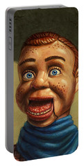 Howdy Doody Dodged A Bullet Portable Battery Charger