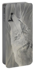 Howling Wolf Portable Battery Charger