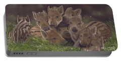 Huddle Of Humbugs Portable Battery Charger