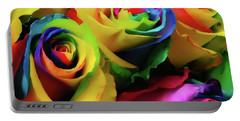 Hue Heaven Portable Battery Charger by JAMART Photography