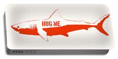Hug Me Shark Portable Battery Charger