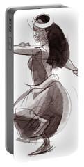 Hula Dancer Olina Portable Battery Charger