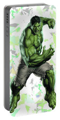Hulk Splash Super Hero Series Portable Battery Charger