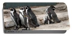 Humboldt Penguins Portable Battery Charger