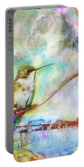 Hummingbird By The Chattanooga Riverfront Portable Battery Charger