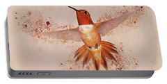 Hummingbird Color Splash II Portable Battery Charger