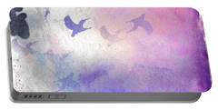 Hummingbird Dreams Portable Battery Charger