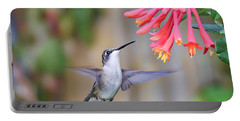 Hummingbird Happiness 2 Portable Battery Charger