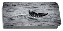 Humpback Whale Tail Portable Battery Charger