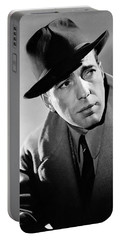 Humphrey Bogart Portable Battery Charger