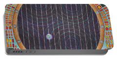 Hundertwasser Shuttle Window Portable Battery Charger