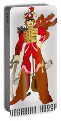 Hungarian Hussar Portable Battery Charger