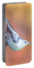 Hungry Nuthatch Portable Battery Charger