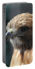 Portable Battery Charger featuring the photograph Hunter's Spirit by Laddie Halupa